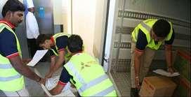 Logistics team staff hiring