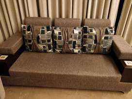 7 Seater Excellent Sofa with Center Table