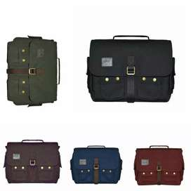 Tas Selempang Kamera DSLR dan Laptop / Messenger Bag