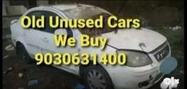 Unused/Scrap/Car/Buyer