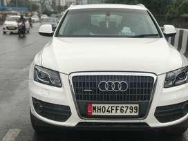 Audi Q5 diesel 81000 Kms 2012 year