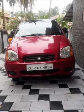 Hyundai Santro 1999 Petrol Good Condition