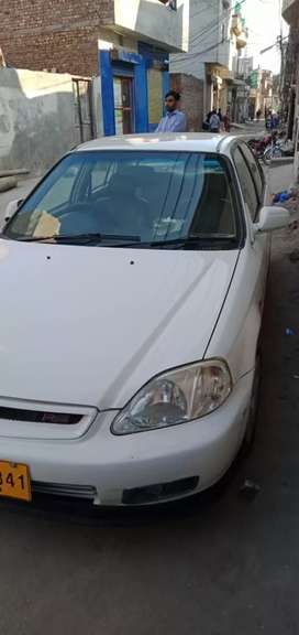 Honda civic 2000 model
