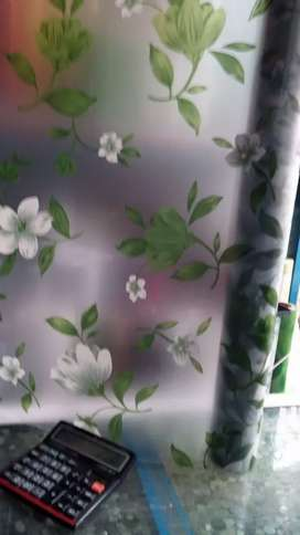 glass forsted paper