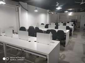 Lavish 1800Sqft Fully furnished office space for rent at Vijay nagar