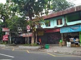 Tanah strategis  pusat bisnis kota yogya  jalan baciro timoho Gayam