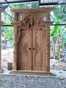 Pintu ukir jepara