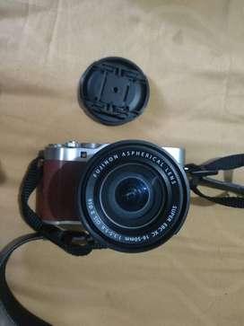 Kamera Mirrorless FujiFilm X-A3