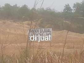 Tanah di jual dipinggir Jln Raya Samarinda- Balikpapan