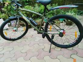 Hero city bike only 2 months old.. Showroom condition