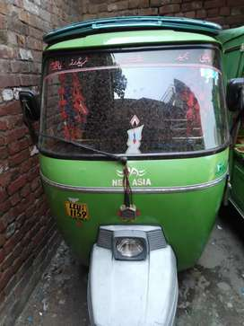 Pak asia Rikshaw, Black colour, good condition