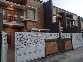 Rumah Baru minimalis modern lingkungan nyaman kota Solo