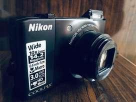 Nikon coolpix S8000 camera