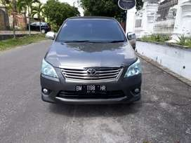 Toyota Grand Innova G 2.0 AT 2012