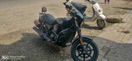 Harley Davidson street 750 new like condition