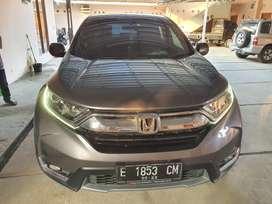 All New Honda CRV 2.0 abu abu pemakaian 2018 perakitan 2017 km 11.362