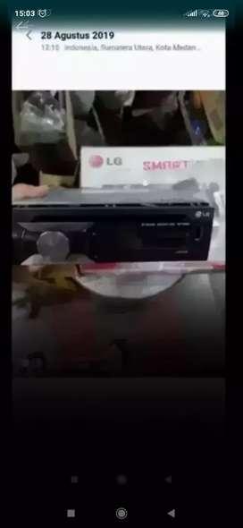 Tape singledisc cd mp 3 usb LG ( Megah top )