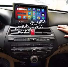 HONDA ACCORD 2008 TO 12 11INCH ANDROID PANEL