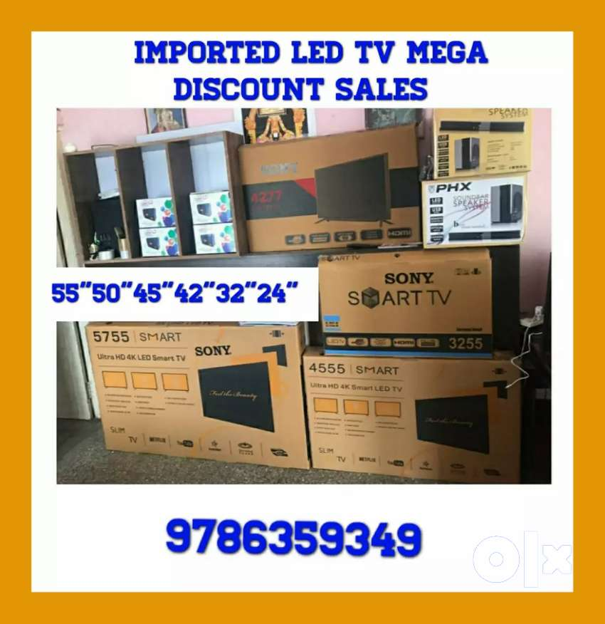 IMPORTED LED TV HOME THEATRES MEGA DISCOUNT SALES WITH WARRENTY,GIFTS 0