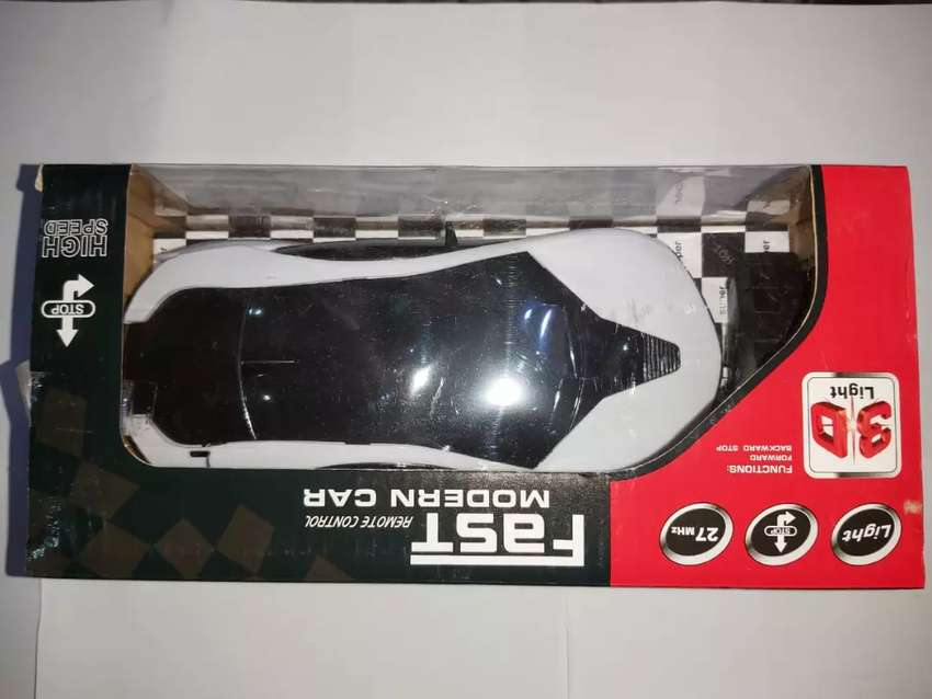 Remote control car with Led lights 0