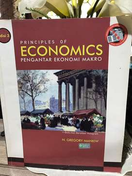 Buku Ekonomi Makro