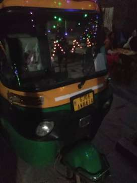 My auto rickshaw is best condition