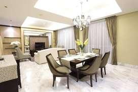 Apartement Senayan City Residence unit mewah