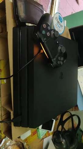 Sony PlayStation Ps4 pro 1TB
