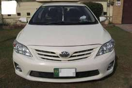 Toyota Corolla Gli 2011 Model On Easy Installments