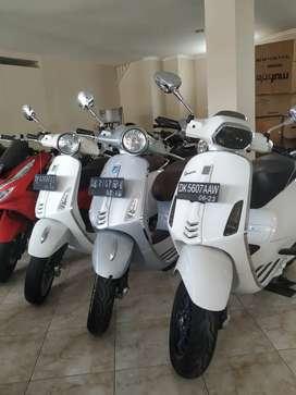 Vespa sprint iget 2018 Bali Dharma motor