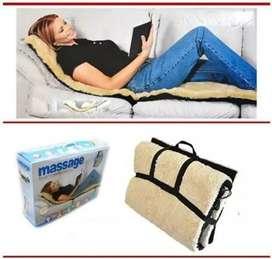 Massage Mat Bed Velvet