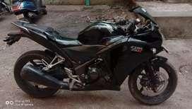 CBR 250 bike