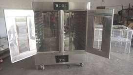 Oven Pengering Makanan Kapasitas 20 Tray  Suhu Stabil