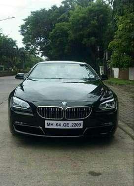 BMW 6 Series 640d Gran Coupe, 2013, Diesel