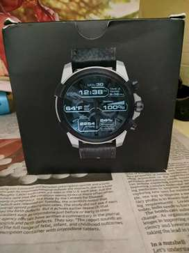Diesel smart watch with 21 months warranty