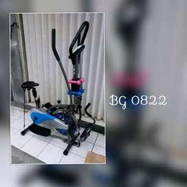 Jual Sepeda Statis // Treadmill // Home Gym // Orbitrek