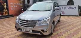 Toyota Innova 2.5 G BS IV 8 STR, 2015, Diesel