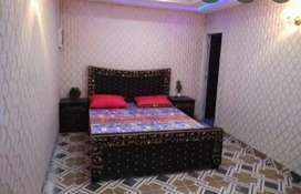 Furnished Room rent with attached washroom kitchen only girls required