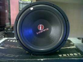 Subwoofer pasif Mobil 12 Inchi Intersys