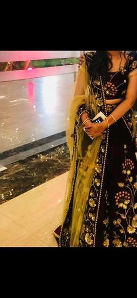 Bridal/Party wear lengha
