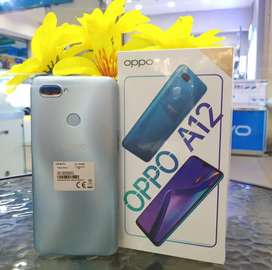 Promo Second murah lampung Oppo a12 3/32 di nami simpur