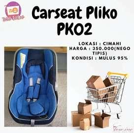 Carseat pliko pk 02 biru