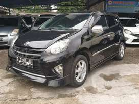 TOYOTA AGYA G TRD 2014 AT Mobil Sangat Istimewa, Kondisi Prima