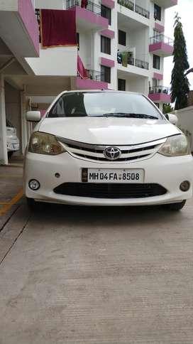 Toyota Etios VX, 2012, CNG & Hybrids