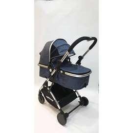 Stroller Babydoes PRONTO R kereta dorong  , Bisa hadap depan belakang