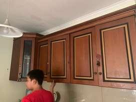 Kitchen set kayu baguus