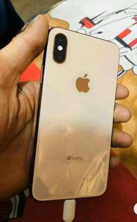 I phone xs gold