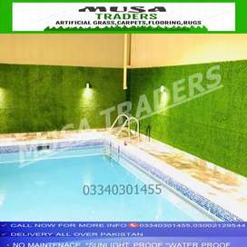 Artificial grass for decorating your office,school,house