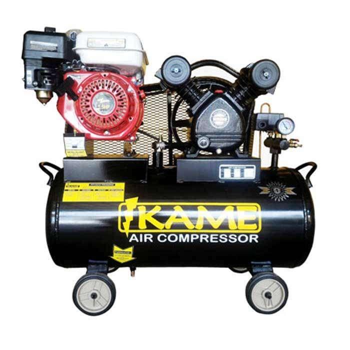 Kompresor Udara Ikame 1 Pk Motor Bensin 0