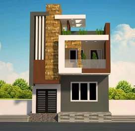120 Gaj Duplex For Sale Nearby Subharti University